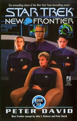 Star Trek New Frontier #6 - Fire On High