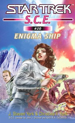 Star Trek S.C.E. #20: Enigma Ship