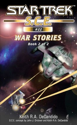 Star Trek S.C.E. #22: War Stories#2