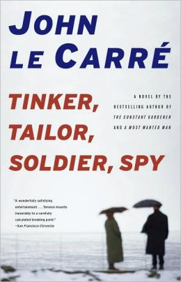 Tinker, Tailor, Soldier, Spy (George Smiley Series)