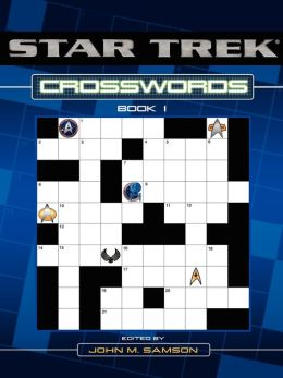 Star Trek Crosswords, Book I