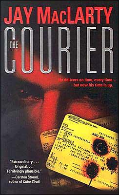 The Courier (Simon Leonidovich Series #1)