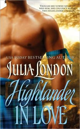 Highlander in Love (Lockhart Family Series #3)