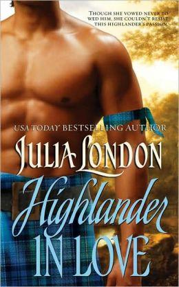Highlander in Love (Lockhart Family Series #3)