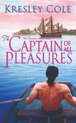 The Captain of All Pleasures (Sutherland Brothers Series #1)