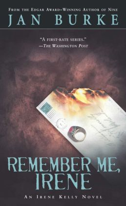 Remember Me, Irene (Irene Kelly Series #4)
