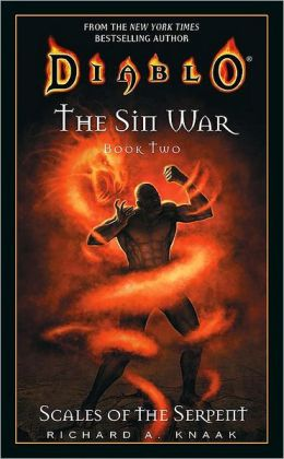 Scales of the Serpent (The Sin War Trilogy #2) (Diablo Series)