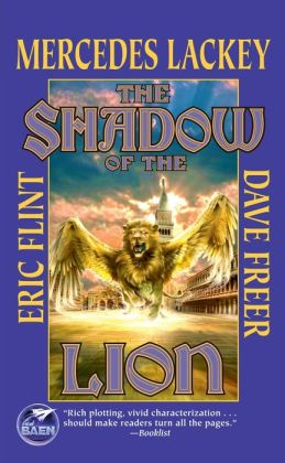 The Shadow of the Lion (Heirs of Alexandria Series #1)