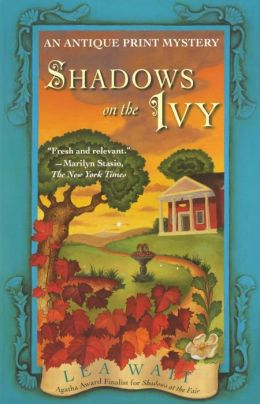 Shadows on the Ivy (Antique Print Mystery Series #3)