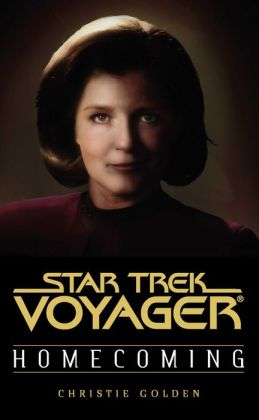 Star Trek Voyager: Homecoming #1
