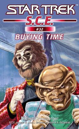 Star Trek S.C.E. #32: Buying Time