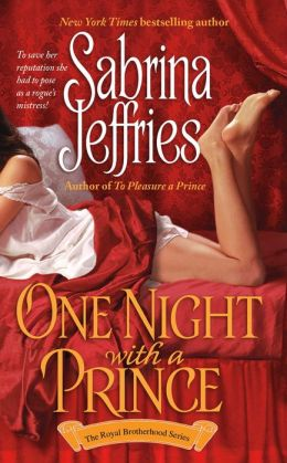 One Night with a Prince (Royal Brotherhood Series #3)