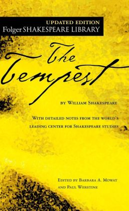 The Tempest (Folger Shakespeare Library Series)