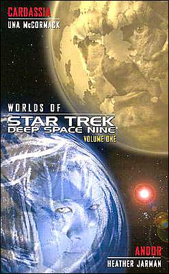 Worlds of Star Trek Deep Space Nine, Volume One: Cardassia and Andor