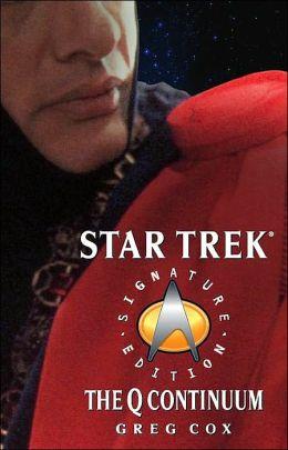 Star Trek: The Next Generation: The Q Continuum