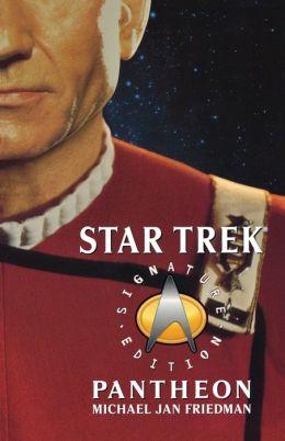Star Trek The Next Generation: Pantheon