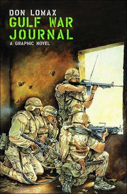 Gulf War Journal: A Graphic Novel