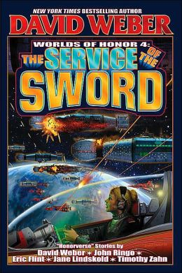 The Service of the Sword (Worlds of Honor Series #4)
