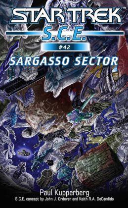 Star Trek S.C.E. #42: Sargasso Sector