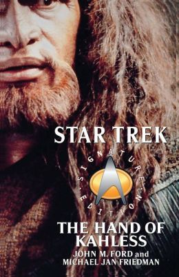 The Hand of Kahless: The Final Reflection and Kahless