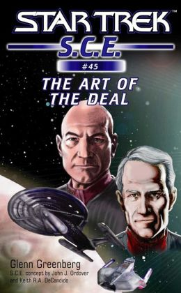 Star Trek S.C.E. #45: The Art of the Deal