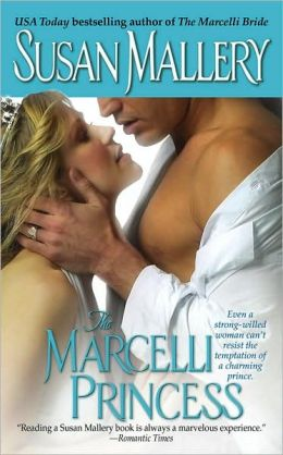 The Marcelli Princess (Marcelli Sisters Series #5)