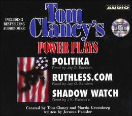 Tom Clancy's Power Plays CD Box Set