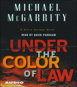 Under the Color of Law (Kevin Kerney Series #6)
