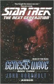 Star Trek The Next Generation: The Genesis Wave #3