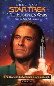 Star Trek: The Eugenics Wars #2: The Rise and Fall of Khan Noonien Singh