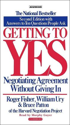 Getting to Yes (Unabridged Audio Cassette)