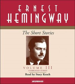 The Short Stories Volume 3; Audio CD