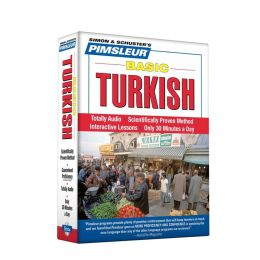 Basic Turkish: Learn to Speak and Understand Turkish with Pimsleur Language Programs