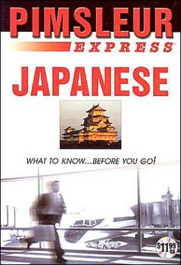 Pimsleur Express Japanese