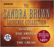 The Sandra Brown Suspense Collection