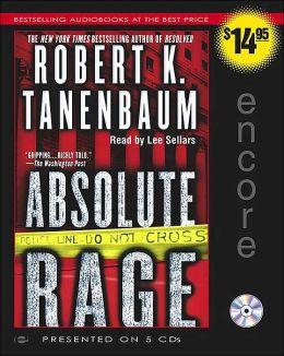 Absolute Rage (Butch Karp Series #14)