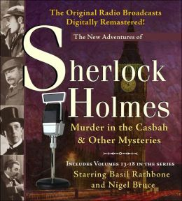 Murder in the Casbah and Other Mysteries: New Adventures of Sherlock Holmes