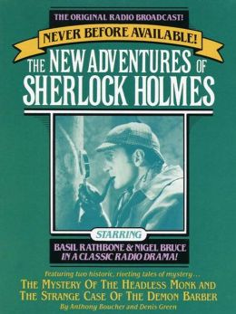 The Strange Case of the Demon Barber and The Mystery of the Headless Monk: The New Adventures of Sherlock Holmes Series, Episode 4