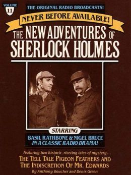 The Tell Tale Pigeon Feathers and The Indiscretion of Mr. Edwards: The New Adventures of Sherlock Holmes Series, Episode 11