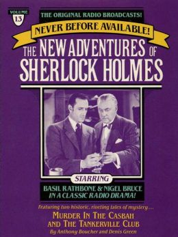 Murder in the Casbah and The Tankerville Club: The New Adventures of Sherlock Holmes Series, Episode 13