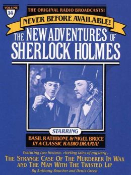 The Strange Case of the Murderer in Wax and Man with the Twisted Lip: The New Adventures of Sherlock Holmes Series, Episode 14