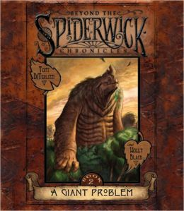 A Giant Problem (Beyond the Spiderwick Chronicles Series #2)