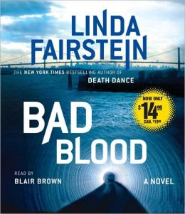Bad Blood (Alexandra Cooper Series #9)