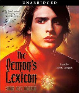 The Demon's Lexicon (Demon's Lexicon Series #1)