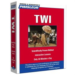 Twi, Compact: Learn to Speak and Understand Twi with Pimsleur Language Programs