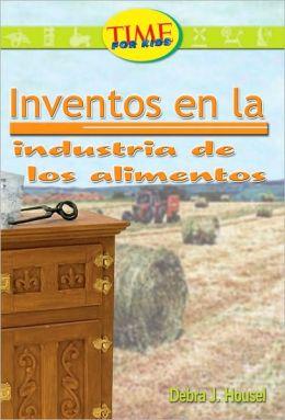 Invenciones en la industria de los alimentos (Inventions in the Food Industry): Fluent