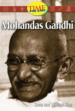 Mohandas Gandhi (Spanish Version): Fluent Plus