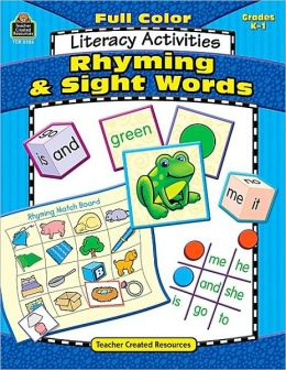 Rhyming and Sight Words