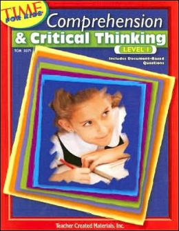 Comprehension and Critical Thinking: Level 1