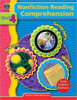 Comprehension: Geography, Science, History, Grade 4